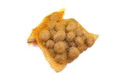 Saco de la patata Foto de archivo libre de regalías