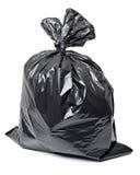 Saco de lixo Fotografia de Stock