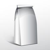Saco de papel do café do chá Ilustração do Vetor