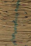 Saco del cáñamo Imagen de archivo