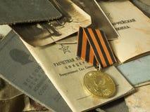 Saco do exército Imagem de Stock Royalty Free
