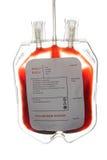 Saco do sangue Fotos de Stock Royalty Free