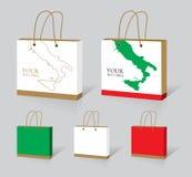Saco italiano Imagem de Stock Royalty Free