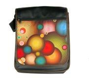Saco Multicolour do mensageiro Imagem de Stock