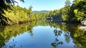 Saco river Stock Photos