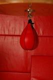 Saco vermelho da velocidade Imagem de Stock Royalty Free