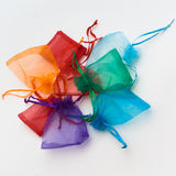 Sacoches colorées Image libre de droits