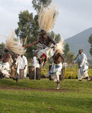 Sacola tribal dancers Stock Photography