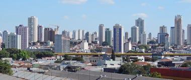 Sacomã and Ipiranga, São Paulo, Brazil Royalty Free Stock Photography