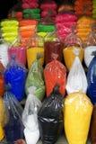 Sacos da cor fotos de stock
