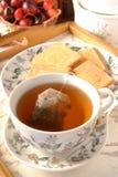 Sacos de chá fotografia de stock