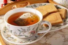 Sacos de chá imagem de stock royalty free