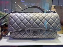 Sacos de Chanel fotos de stock