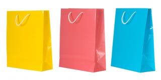 Sacos de compra Foto de Stock