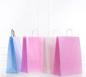 Sacos de compras Fotografia de Stock Royalty Free