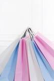 Sacos de compras Foto de Stock Royalty Free