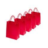 Sacos de compras bonitos Foto de Stock