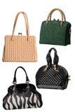sacos de embreagem #1 fotografia de stock royalty free