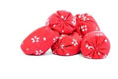 Sacos de feijão Imagem de Stock