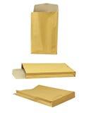 Sacos de papel Imagem de Stock Royalty Free
