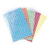 Sacos de papel dos doces Imagens de Stock