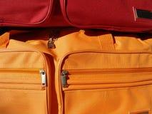 Sacos de viagem Imagem de Stock