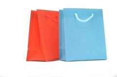 Sacos para a compra Imagem de Stock Royalty Free