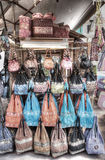 Sacos para a venda Foto de Stock