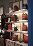 Sacos para a venda Imagem de Stock