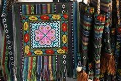 Sacos tradicionais do pastor Foto de Stock