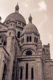 Sacré-C�ur Basilica Royalty Free Stock Image
