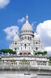 Sacré-Coeur Basilica, Paris Stock Images