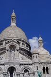 Sacré-Coeur Basilica, Paris Royalty Free Stock Photography