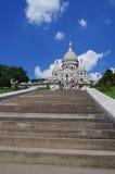 Sacré-Coeur Basilica, Paris Royalty Free Stock Images