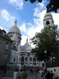 Sacré-CÅ 'ur, Paryż Zdjęcie Royalty Free