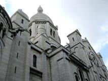 Sacré-CÅ 'ur, Paryż Zdjęcia Royalty Free