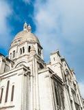 Sacré-Coeur大教堂 免版税库存图片
