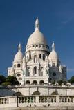 Sacré-Cœur. Basilique du Sacré-Cœur de Montmartre, Paris, France Royalty Free Stock Photography