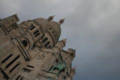 Sacré-Cœur Royalty Free Stock Photos