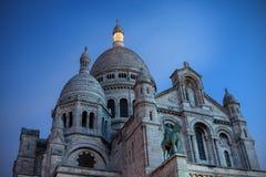 Sacré-Cœur, Paris Royalty Free Stock Photos
