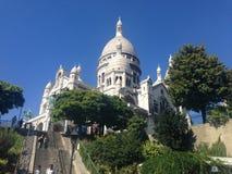 Sacré-Cœur Basilica Royalty Free Stock Photo