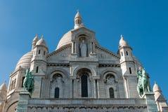 Sacré Cœur VIII的大教堂 免版税库存图片