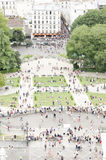 Sacré Coeur, Παρίσι Στοκ φωτογραφία με δικαίωμα ελεύθερης χρήσης