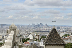 Sacré Coeur, Παρίσι Στοκ Εικόνα