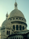 Sacré Coeur. Montmartre - paris stock photo