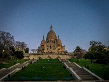 Sacré Coeur Imagen de archivo libre de regalías