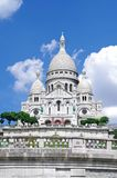 Sacré-Coeur Basilica, Paris Stock Images