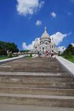 Sacré-Coeur Basilica, Paris Royalty Free Stock Images