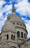 Sacré Coeur DE Montmartre Stock Afbeeldingen