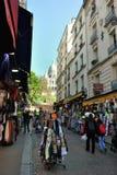 Sacré-Coeur em Paris Fotografia de Stock